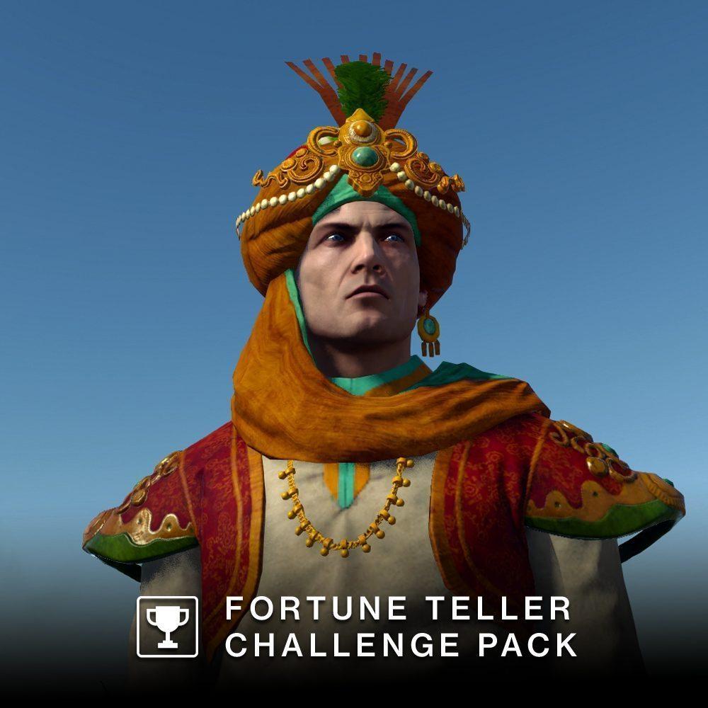 Master Fortune Teller Challenge