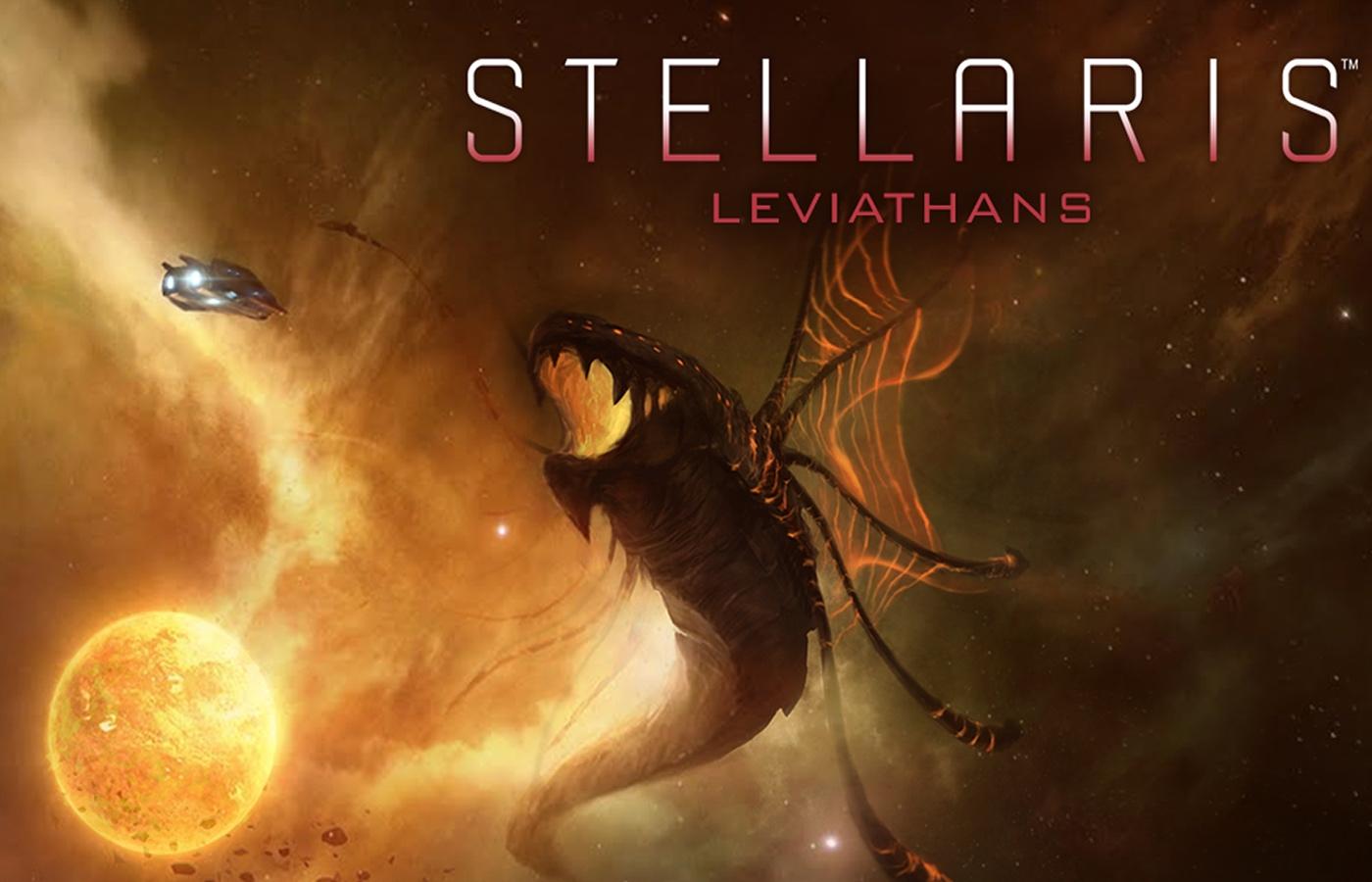 Stellaris Leviathans