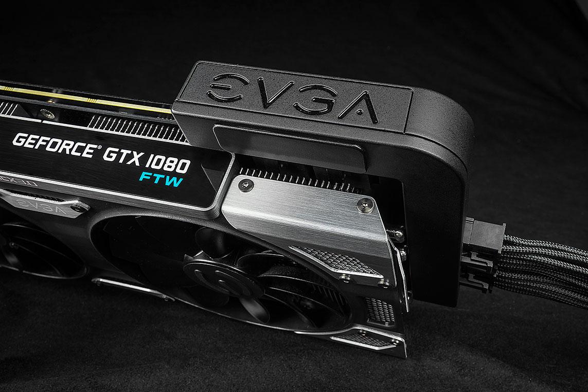 EVGA GTX 1080 Burning