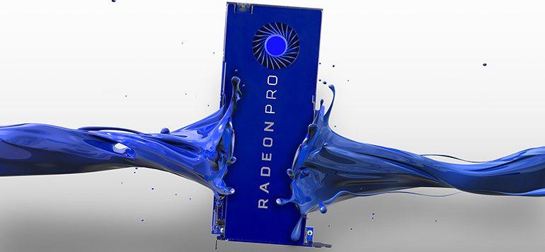 AMD WX 7100